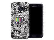 DecalGirl SGS7CC-TVKILLS Samsung Galaxy S7 Clip Case - TV Kills Everything