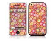 Mary Engelbreit AIP3-SQUISHEDFLWRS iPhone 3G Skin - Flowers Squished