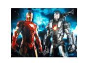 Powers Collectibles 43145 Signed Lee Stan Iron Man Autographed Photo - 16 x 20 in. 9SIV06W7Z88541