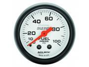 Auto Meter 5712 Phantom Mechanical Fuel Pressure Gauge - 2.06 in.