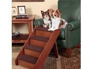 Pup Step Wood Dog Steps