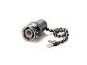 Bnc - 50 Ohm Terminator W/ Chain