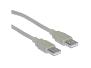 Offex USB 2.0 Type A Male to Type A Male Cable, 6 foot