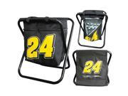 Jeff Gordon Nascar Driver Ice Chest Quad Chair Black Type: Apparel Accessories Color: Multi Sports League: NASCAR