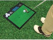 Fanmats 15456 Carolina Panthers Golf Hitting Mat, 20 x 17