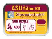 Clearsnap Arizona State University Sports Logo Colorbox Tattoo Kit Maroon, Gold