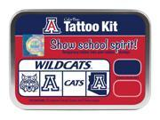 Clearsnap University of Arizona Sports Team Logo Colorbox Tattoo Kit Red, Blue