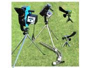 Cimarron Sporting Accessories Multi-Pitch II Pitching Machine (Includes Softball Legs)