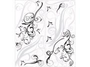 Roommates Decor Stickers Forever Twined Giant Wall Decals