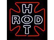 Neonetics Hot rod cross neon sign 9SIA00Z2EN3562