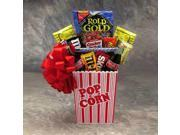 Gift Basket Drop Shipping Popcorn Pack Snack Gift Basket Small