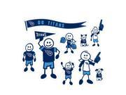 Tennessee Titans Large Family Decal Set 9SIA8MJ6Z37017