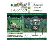 Kittywalk Single T-Connect Unit