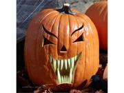 Glow in the Dark Fang Pumpkin Teeth (18 count)