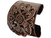 Steampunk Antique Copper Bracelet Adult