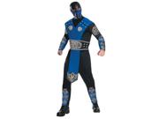 Mortal Kombat Sub-Zero Adult Costume 9SIA1311R72511