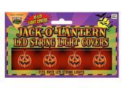 Jack O Lantern Light Covers