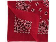 Red Bandana - One-Size