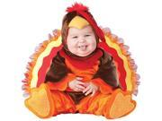Baby And Toddler Lil' Gobbler Costume - Baby Animal Costumes