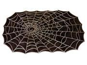 Halloween Spider Web Place Mats - Halloween Decorations