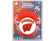 Wisconsin Badgers Jersey Coaster Set