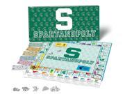 SPARTANOPOLY - Michigan State Spartans Board Game 9SIA00Y1859093