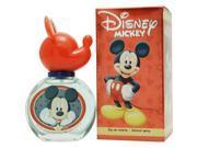 MICKEY MOUSE by Disney EDT SPRAY 1.7 OZ for MEN