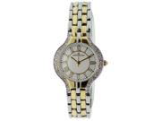Anne Klein Crystal Ladies Watch 10-9671SVTT