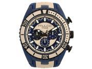 Mulco TITANS WAVE Chronograph Mens Watch MW5-1836-114