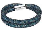 Swarovski 5189761 Stardust Green Double Bracelet 9SIA0186373505