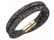 Swarovski 5184180 Stardust Dorado Double Bracelet 9SIA0186373471