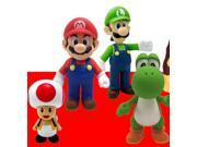 "Super Mario 5"""" Vinyl Figure Set Of 4"" 9SIA1C10B10769"