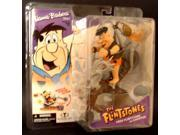 Hanna Barbera Series 1 Figure - Fred Flintstone On Chopper 9SIV16A66V8360