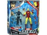 Marvel Legends 2 Pack Figures Maria Hill & Iron Man 9SIV16A6726507