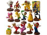 Nintendo Super Mario Bros Mini Figure Blind Packaging Case Of 13 9SIA1C10B03116