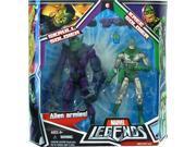 Marvel Legends 2 Pack Figures Skrull Soldier & Kree Soldier 9SIAD2459Y5510
