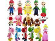 Super Mario Bros PVC Figure Collectors Set of 16 9SIA1C10B03088