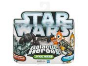 Star Wars Galactic Heroes Figure 2 Pack Super Battle Droid & Clone Trooper Battle Squad 9SIV16A6752859