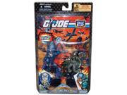 Gi Joe 25th Anniversary Comic 2 Pack Figure Destro / Breaker