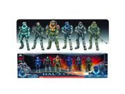 Halo Reach Series 5 Noble Team Figure 6 Pack 9SIAD245DY3619