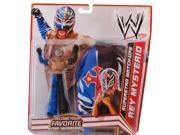 WWE Superstar Action Figure And Mask: Rey Mysterio Blue 9SIV16A66W3427