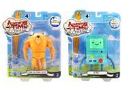"Adventure Time 5"""" Action Figure Set Of 2"" 9SIA0190BB9015"