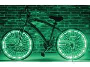 Wheel Brightz Lightweight LED Bicycle Safety Light Accessory