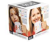 Emoticon Coffee Mug & Stickers