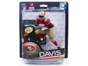 McFarlane NFL Series 32 Action Figure 49ers Vernon Davis 9SIAD245CB7611