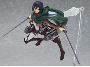 "Attack on Titan: Mikasa Ackerman 5"""" Figma Action Figure"" 9SIABMM4SW9500"