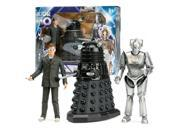 "Doctor Who ""Doomsday"" 5"" Action Figure Box Set"