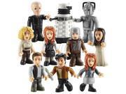 Dr Who Character Building Micro Figures Wave 2 Single Random Figure