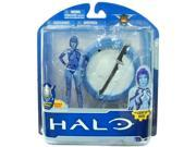 Mcfarlane Halo Anniversary Plaque Edition Action Figure Cortana