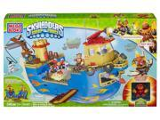 Skylanders Swap Force Flynn's Rescue Ship Mega Bloks Set